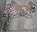 Capt. Nathan Nylander was killed in the April attack on U.S. troops at Kabul International Airport. Via Air Force Times