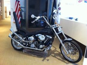 The Gold Star Bike
