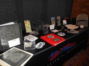 VVMF's booth