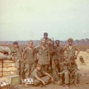 Survivors at 9 AM on 4/1/70