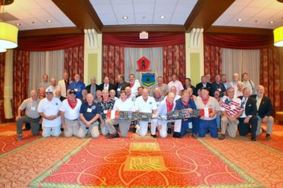 191st ACH Association reunion in Orlando, Fla. in 2012. Photo by Ed McKee.