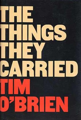 """the mental and physical weight of things on the soldiers in the novel the things they carried by tim """"the things they carried"""": tim o'brien's vietnam war novel endures  who begins to feel the weight of objects the soldiers carried  ww ii novel, as does ."""