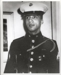 Posthumous Medal of Honor recipient, Rodney M. Davis