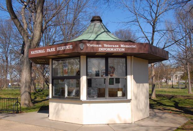 NPS Kiosk - Bill Shugarts