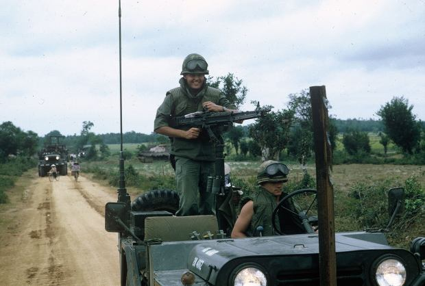 4-Bill Shugarts, serial commander and gunner on Tien Phouc convoy in Heip Duc valley-1970