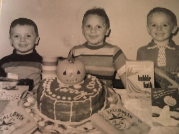 Steve, Terry, Pat - Wright story (kids1)