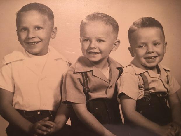 Terry, Pat, Steve - Wright Story (kids)
